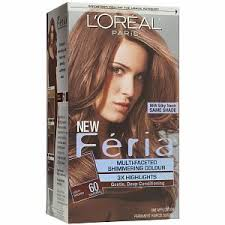 light brown hair dye for dark hair feria 60 light brown crystal brown haircolor wiki fandom