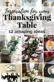 Thanksgiving Table Setting Ideas by 53 Best Table Settings Thanksgiving Images On Pinterest