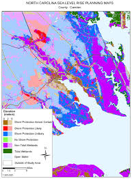 Camden County Maps Sea Level Rise Planning Maps