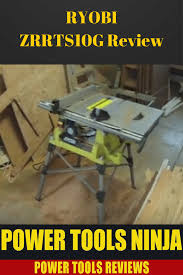 Skil 15 Amp 10 In Table Saw Ryobi Zrrts10g 15 Amp 10 In Table Saw Review