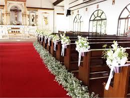 wedding flowers church church wedding flowers rcjc flower shop