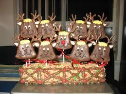 Kids Reindeer Crafts - 12 best edible christmas reindeer images on pinterest candies