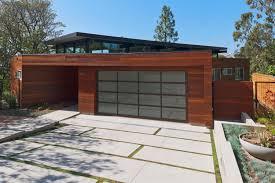 Garage Designs With Loft by Backyards Detached Garage Designs Modern Design Flat Roof