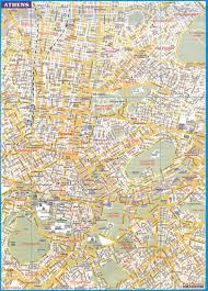 Map Greece by Map Of Athens Greece