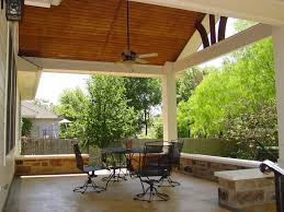 covered deck ideas the covered patio is really an extension of