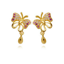 design of earrings gold small earrings design of gold caymancode