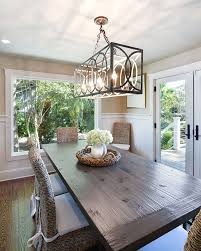 Table L Chandelier Lighting Dining Room Unique Dining Room Lighting Ideas L
