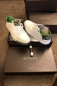 gucci python sneakers size 10 5 mercari the selling app
