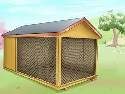3 ways to keep a dog in the yard wikihow