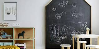 wall decor for kids fun ways to create a chalkboard wall in a kids room