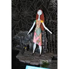nightmare before select figure sally 18 cm gator
