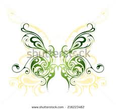 butterfly tattoo art stock images royalty free images u0026 vectors