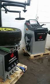Motorcycle Tire Changer And Balancer Review Of Tire Changer Wheel Balancer Combo From 603 Performance