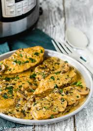 instant cuisine easy instant pot chicken marsala s home cooking