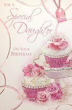 daughter verse birthday cards ebay