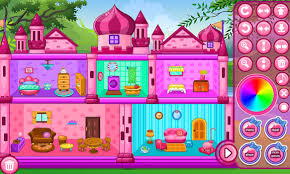 house decoration games doll house decoration game by lpra studio casual games category