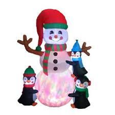 snowman outdoor decorations you ll wayfair
