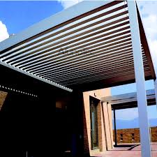 Louvered Patio Roof Opening Roof System U0026 Opening Roof China Louvered Patio Roof