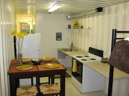 Top  Shipping Container Tiny Houses - Container home interior design