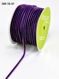velvet ribbon 1 8 inch purple velvet ribbon buy ribbons online