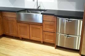 Sinks Stainless Steel Kitchen by 30 Inch Stainless Steel Single Bowl Flat Front Farm Apron Kitchen Sink