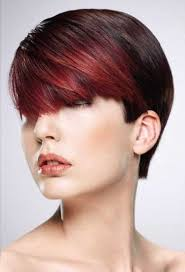 hair highlighted in front 35 short hair color ideas short hairstyles 2016 2017 most