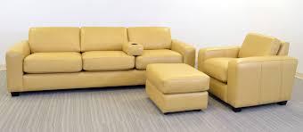 Sofa With Ottoman by Eden Sofa U2039 U2039 The Leather Sofa Company