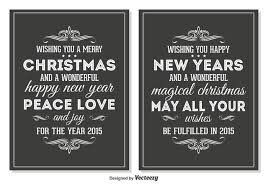 black christmas cards vintage christmas cards free vector stock