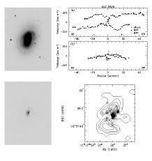 M64 The Blackeye Galaxy Apod M64 The Black Eye Galaxy 2013 Apr 04 Starship Asterisk