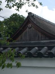 modern japanese houses with traditional roofing design for modern
