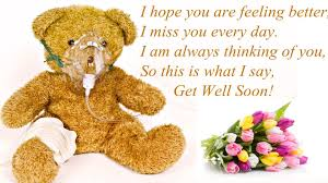best get well soon wishes messages