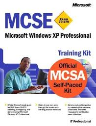 mcse training kit exam 70 270 windows xp professional mcse