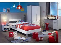 chambre garcon conforama armoire 2 portes 2 tiroirs moby coloris blanc gris vente de