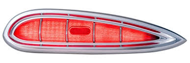 dakota digital led tail lights 1959 impala bel air biscayne