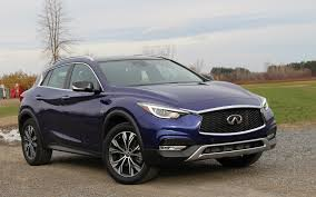 infiniti qx30 interior 2017 infiniti qx30 sharing the wealth the car guide