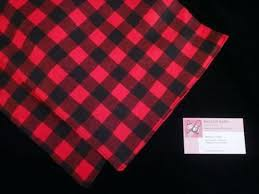 buffalo plaid table runner black and red tablecloth red black damask flocking taffeta table
