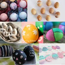 Easter Egg Decoration Awesome Easter Egg Decorating Ideas