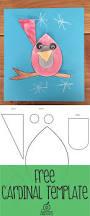 free cardinal craft and template