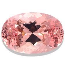 pink morganite best pink gemstones at ajs gems