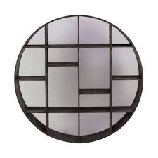 circular wood wall circular shelf craftbnb