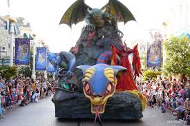 dreams of power u0027 float returns to the parade route in villains