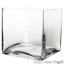 Square Vase Wholesale Wholesale Glass Cube Vases 8