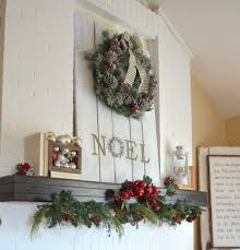 diy ornament display vintage nest
