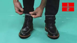 style motorcycle boots how to wear boots with jeans asos menswear style tutorial youtube