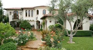 mediterranean home colors exterior