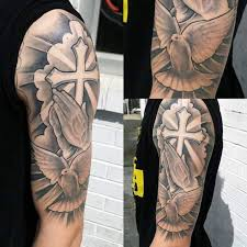 cross designs for on the arm
