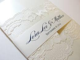 vintage lace wedding invitations vintage lace wedding invitation ipunya