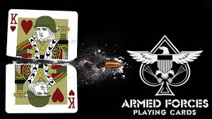 armed forces cards by rj tomlinson kickstarter