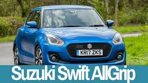 suzuki swift allgrip 2017 review youtube