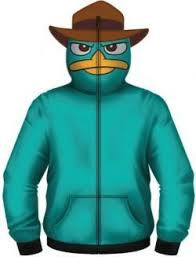 Perry Platypus Halloween Costume 141 Perry Platypus Images Phineas Ferb
